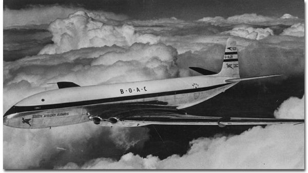 "de Havilland DH106 ""Comet"""