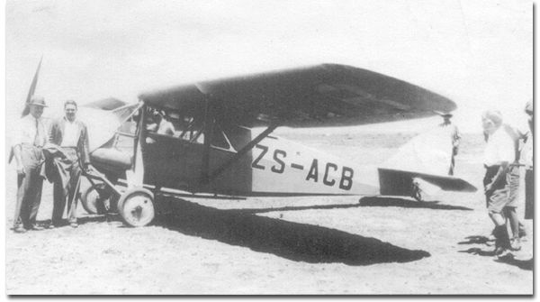 "de Havilland DH80A ""Puss Moth"""