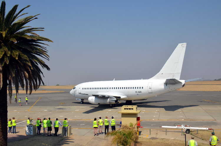 SAA Museum B737 ZS-SMD 20140914 Rand Airport-24