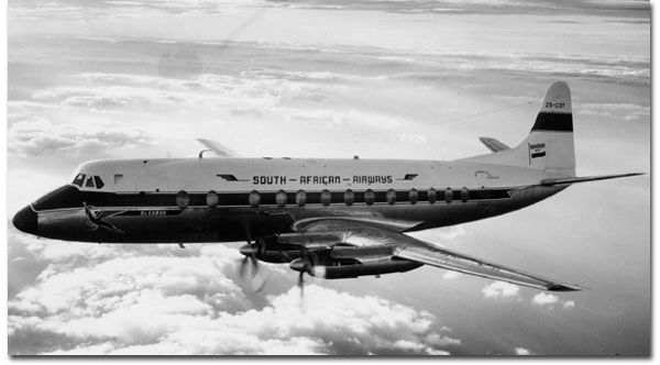 "Vickers ""Viscount"" 813"