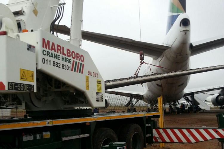 ZS-DKH Viking 2016 wings moved to Rand 20160309 Matt Harvey -800 02