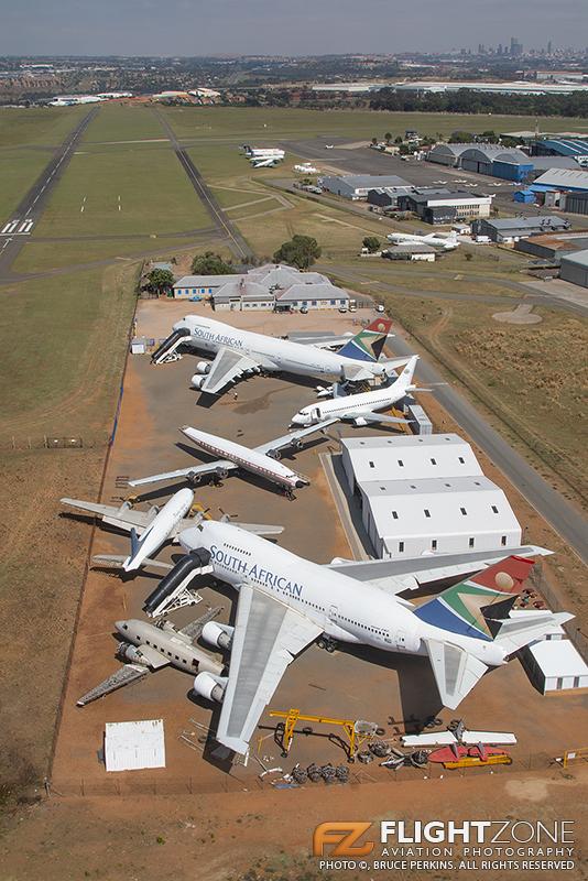 SAA Museum Aircraft park Rand Airport IMG 2540m 8001 Bruce Perkins